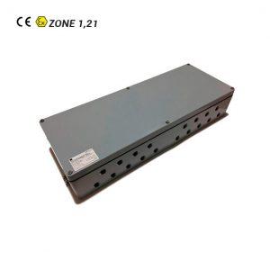 Caja de Conexiones de Aluminio ATEX