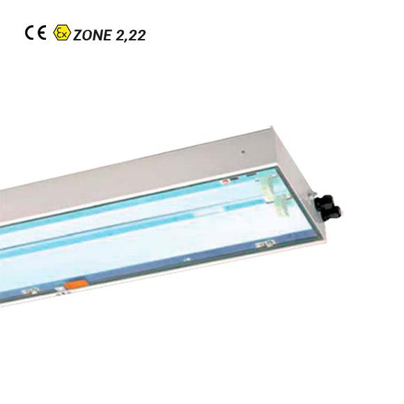Luminaria Fluorescente ATEX nd191/192