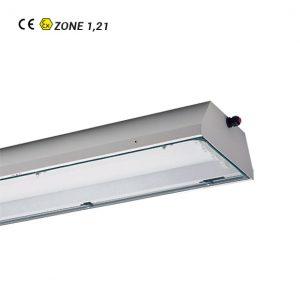 Luminaria Fluorescente ATEX e181-e182