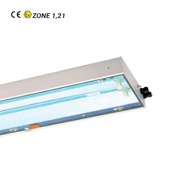 Luminaria Fluorescente ATEX e191-192