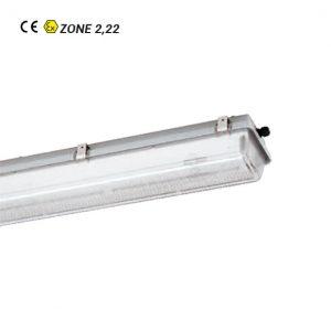 Fluorescente ATEX nD161-nD162