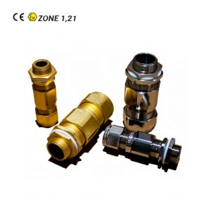 Prensaestopas ATEX para Cable Armado E1WF