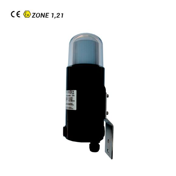 Lámpara de Señalizacion ExperdLine LED ATEX