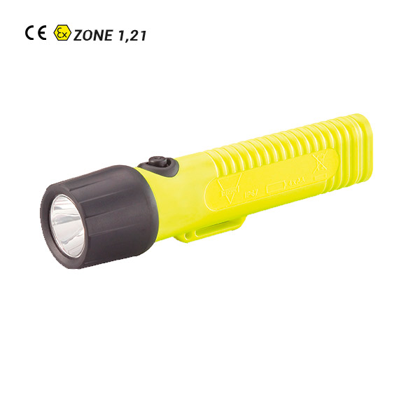 ATEX Flashlights