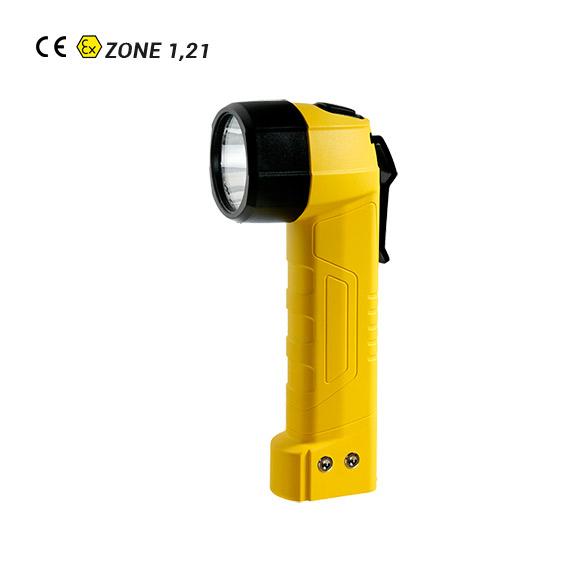 Linterna Recargable ATEX HL 12 Ex