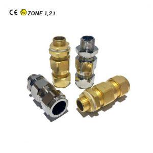 Prensaestopas ATEX para Cable Armado OS-E1UF