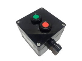 Botonera Marcha-Paro ATEX para Cable No Armado