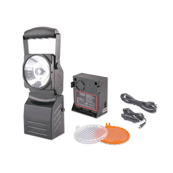 Linterna Recargable ATEX SLE 16 LED SET