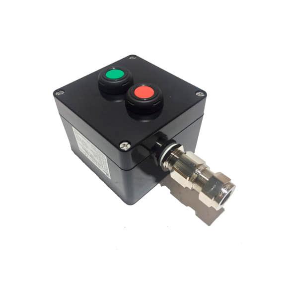 Botonera Marcha-Paro ATEX para Cable Armado