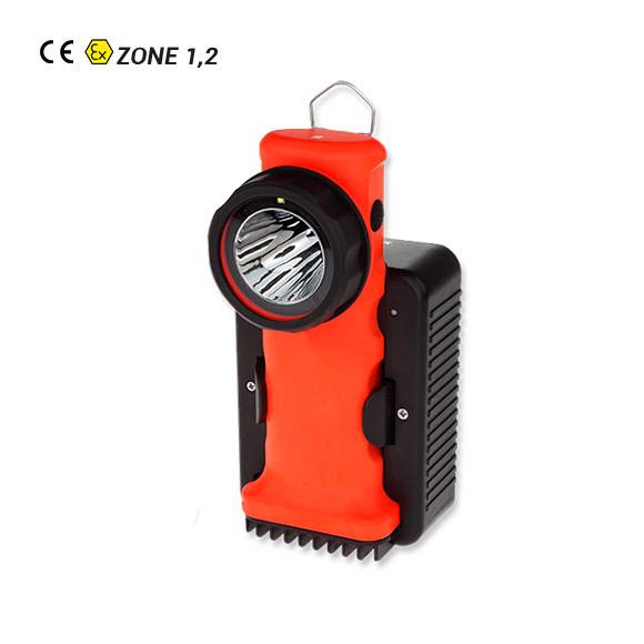 Linterna Angular Recargable ATEX XPR-5572RA