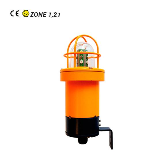 Lámpara de Señalización ATEX dSLB20 LED