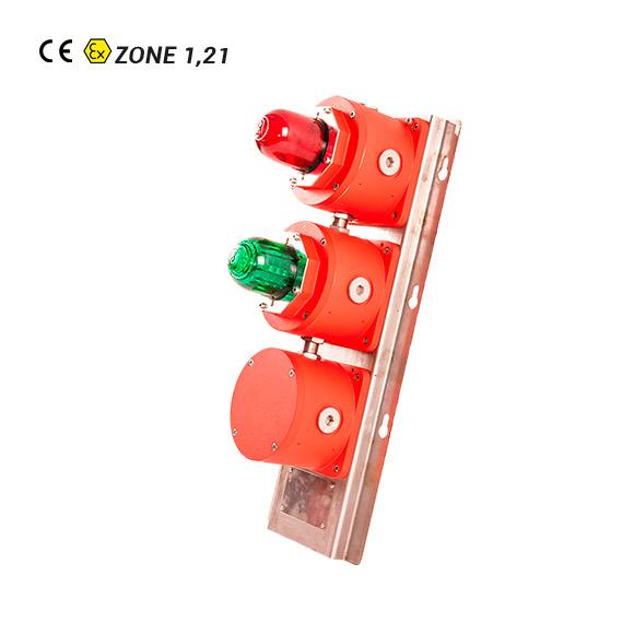 Semáforo LED ATEX