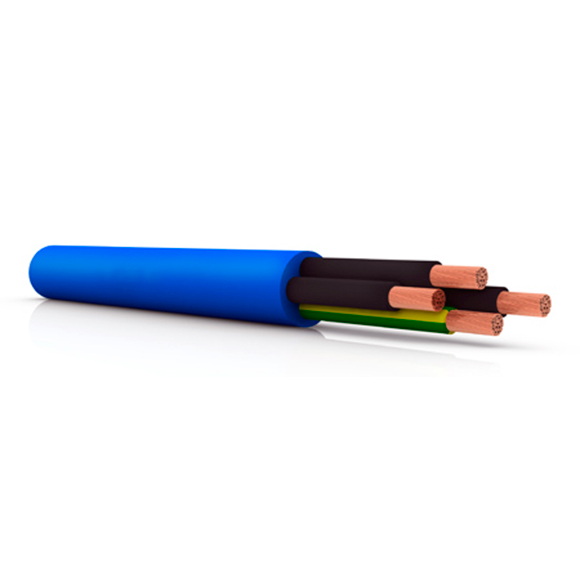 Cables aptos para Zonas ATEX EB VV-F 300/500V