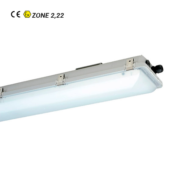 Pantalla LED ATEX nD866