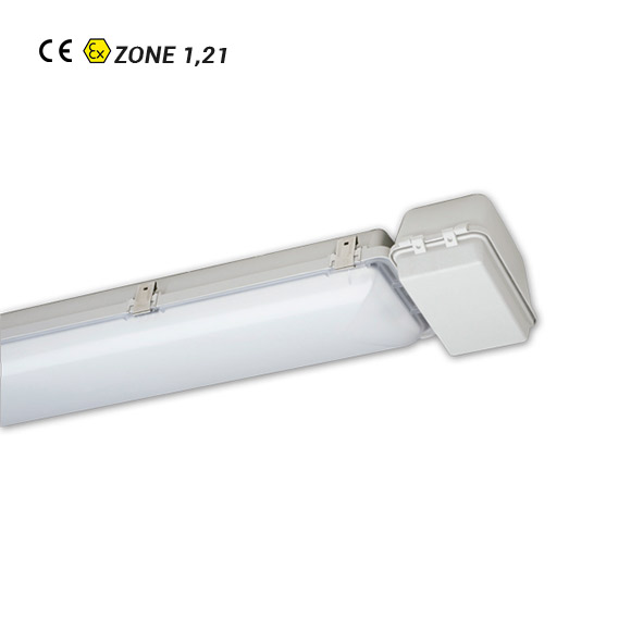 Emergencia LED ATEX e864