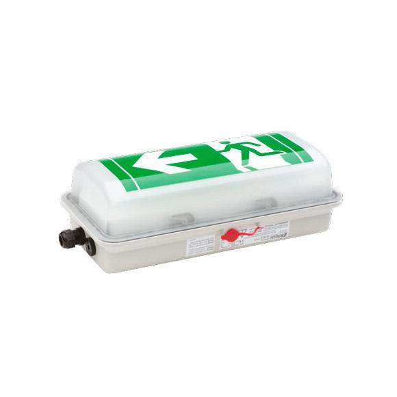 Emergencia LED ATEX e856