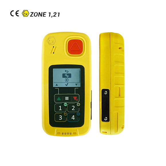Dispositivo de Seguridad Personal ATEX One-Ex