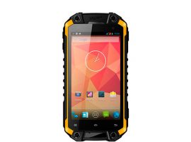 Smartphone ATEX EX-SM14A Amarillo