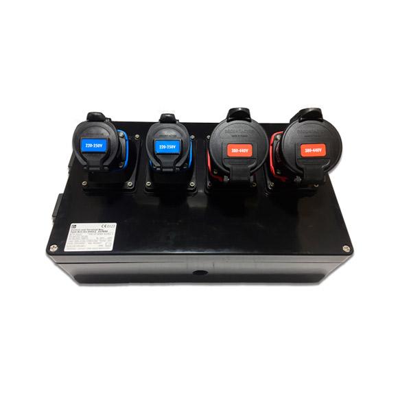 4 ATEX Socket Power Distribution Unit