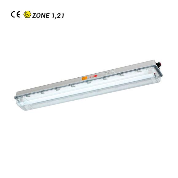Luminaria Fluorescente ATEX e840