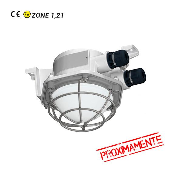 Ojo de Buey LED ATEX e9312