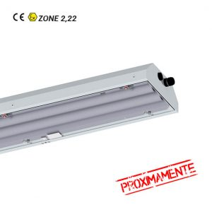 Luminaria LED ATEX nD822