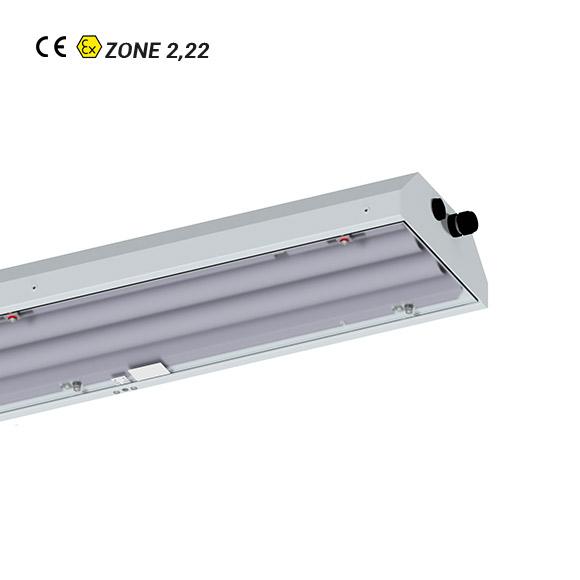 Luminaria LED ATEX nD822