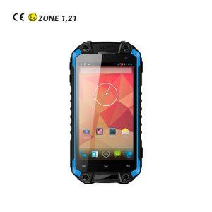 Smartphone ATEX EX-SM14A Azul