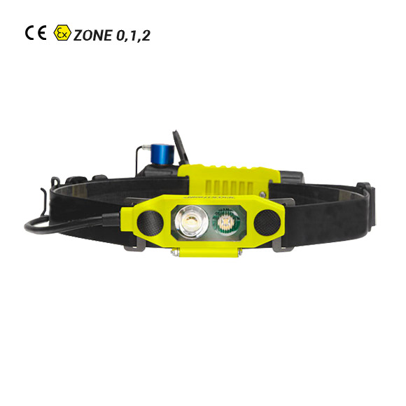 Frontal LED Recargable por USB ATEX XPR-5562GX