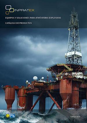 Inpratex - Catálogo General Equipos ATEX/IECEx 2021