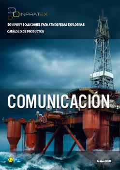 Inpratex - Catálogo Equipos de Comunicación ATEX/IECEx 2021