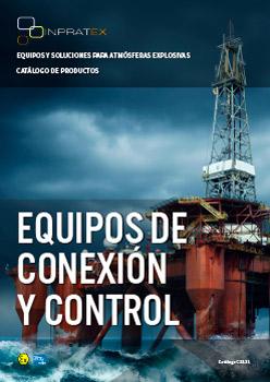 Inpratex - Catálogo Equipos de Conexión y Control ATEX/IECEx 2021