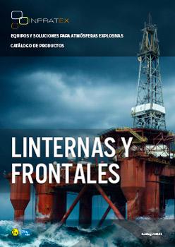 Inpratex - Catálogo Linternas y Frontales ATEX/IECEx 2021