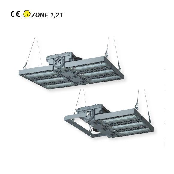 Luminaria LED ATEX e8825